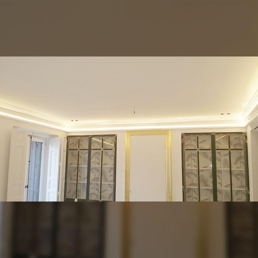 Pintores de pisos en Barrio de Salamanca