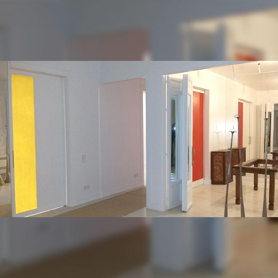 Pintores de pisos en Madrid Centro